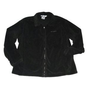 Columbia Bugaboo Interchange Black Fleece Jacket